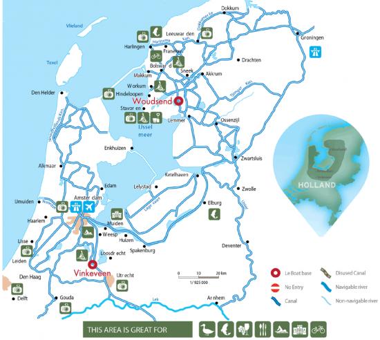 2015 big holland map
