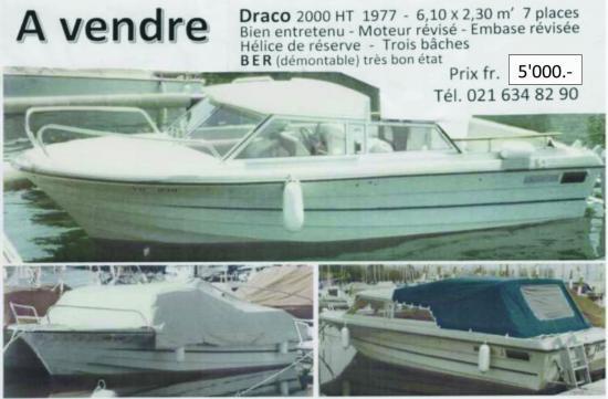 20150929 bateau draco a vendre