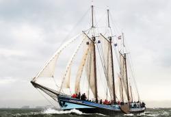 Grootvorst voilier