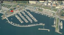 Le port d'Ouchy