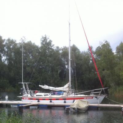Balbu voilier de roger fawer